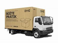 ikea canada celebrates moving day with mobile moving box