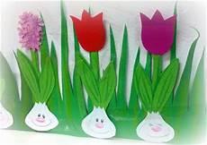 Basteln Mit Kindern Frühlingsblumen - crafts by mirka fr 252 hling im kinderpavillon