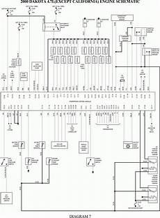 2001 dodge dakota trailer wiring diagram trailer wiring diagram