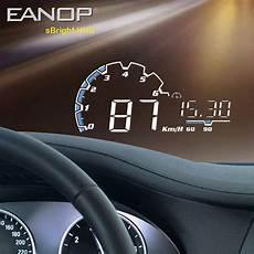 Eanop Sbright Car Hud Up Display 5 5 Inch Obd2 Car