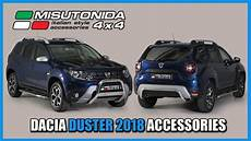 Misutonida 4x4 Italy Dacia Duster 2018 Accessories