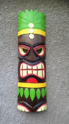 Tiki Mask 50cm Chiselcraft Co Uk