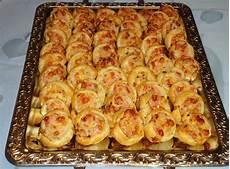 Rezept Backofen Kalter Fingerfood