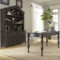 black home office furniture chesapeake black executive home office furniture desk