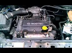 Opel Corsa C Bj 03 1 2l 55kw 16v Motor Sound Standart