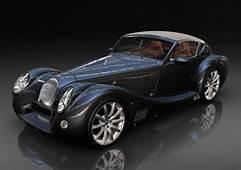 Morgan Motor Company Working On E  Electric Sports Car
