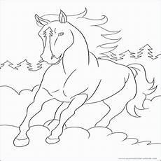kika ausmalbilder pferde