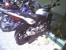 Modifikasi Megapro 2008 Touring by Modifikasi Touring Honda New Megapro Thecitycyclist