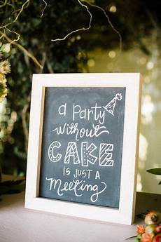 20 And Clever Wedding Signs That Add A Somethin To The
