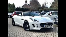 Jaguar F Type 3 0 Supercharged V6 2dr Auto Sold By Cmc