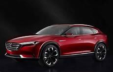 Mazda Koeru Concept Foreshadows 2017 Cx 6 Crossover