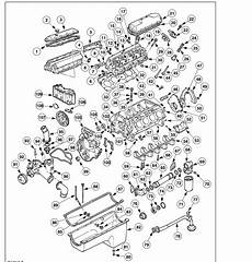 99 ford v8 engine diagram i need an exploded view of a 99 f350 diesel engine