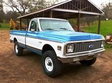 Buy New Cheyenne Super 4x4 Chevrolet Pickup Truck 1971