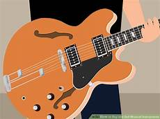 buy and sell guitars 3 ways to buy and sell musical instruments wikihow