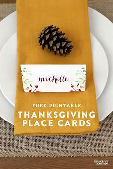thanksgiving 2017 place card templates thanksgiving place card and tent card printables