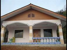 Hausbau In Thailand - building quot wee house quot northern thailand