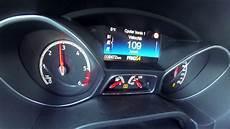 Ford Focus St 0 100 - ford focus st diesel 2017 accelerazione 0 100 km h con