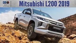 Mitsubishi L200 Triton 2019  &191La Mejor Pickup Car