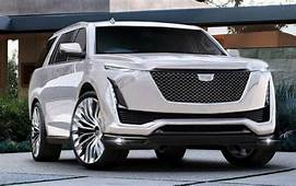 2020 Cadillac Escalade Review Engine Price Specs  Car