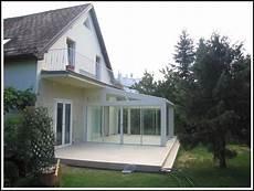wintergarten unter balkon selber bauen balkon house