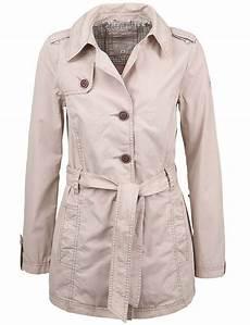 s oliver damen trenchcoat sommerjacke jacke beige neu gr