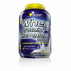 olimp whey protein complex 100 im test