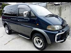 Featured 1995 Mitsubishi Delica Space Gear Exceed At