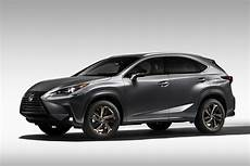 2020 lexus nx black line gets bling with bronze