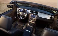 ford mustang interior 2012 ford mustang reviews and rating motortrend
