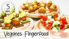 häppchen rezepte einfach schnell 3 vegane fingerfood rezepte veganes fingerfood einfach