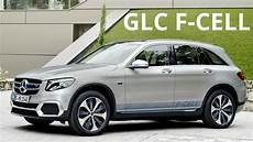 wasserstoffautos modelle 2018 2018 mercedes glc f cell combines electricity and