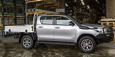 2016 Toyota Hilux Sr 4x4 Cab Chassis Review Photos