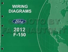 2012 f150 wiring diagram 2012 ford f 150 truck wiring diagram manual original