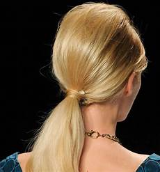 1960s ponytail tutorial long hairstyles how to