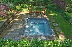 Tiny Inground Pool Search Tub Backyard