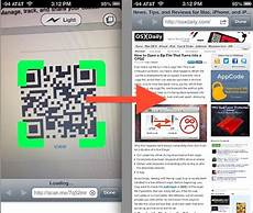 application scan code scan qr codes on the iphone with scan app