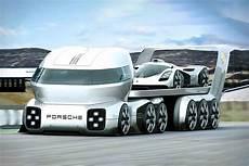 porsche gt vision truck concept uncrate