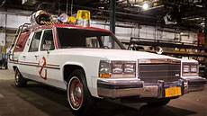 ghostbusters ecto 1 ghostbusters director paul feig shows the new ecto 1