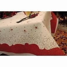 nappe de noel en tissu nappe papier non tisse style 7m x 1m40
