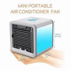 climatiseur mobile voiture climatiseur mobile ventilateur usb portable refroidisseur d air personnel puissant pour bureau