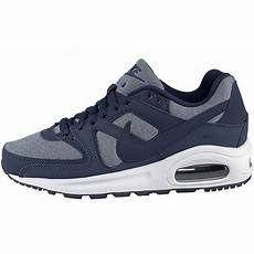 nike air max command flex gs sneaker blau wei 223