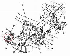 2002 Impala Airbag Wiring Diagram by Airbag Light On In A 2000 Astro With 95k Where Is Airbag