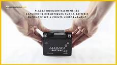 erage batterie moto comment mettre en service une batterie moto 233 tanche