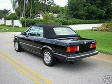 bmw 3 series e30 blue stayfast convertible top 325i 318i