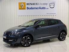 Voiture Occasion Renault Megane Iii Dci 110 Fap Eco2 Bose