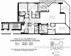 las olas river house floor plans las olas beach club floorplans quot c rev quot