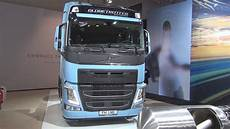volvo fh 460 lng tractor truck 2019 exterior and