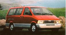 how to learn about cars 1996 ford aerostar security system 1996 ford aerostar review