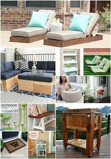 20 cool diy projects to deck out your deck for summer entertaining diy crafts