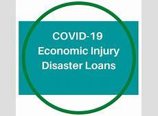 sba disaster loan application update